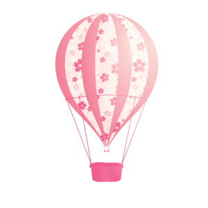 Freebie Pink Balloon