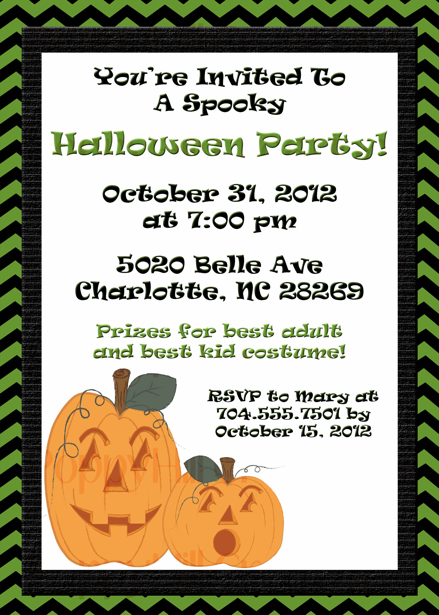 halloween clipart invitations - photo #20