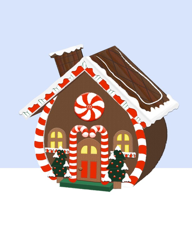 Download Gingerbread House Yard Decorations Plans DIY ...